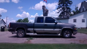 Parts truck for sale