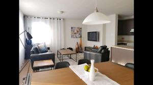 Appartement condo logement meublé