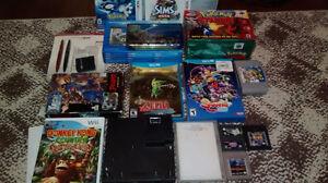 Various gaming goods
