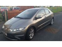 Honda Civic 2.2 55 place cdti