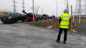 COLLISION TOWING / Brake downs