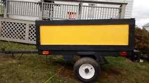 Two trailers for $550
