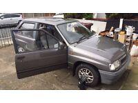 Vauxhall nova 1.2 Luxe