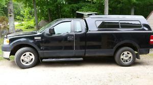 2007 Ford F150, V6, 5 speed, 91,000km