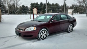2007 CHEV IMPALA CERTIFIED LOTS OF LIFE LEFT IN THIS CAR