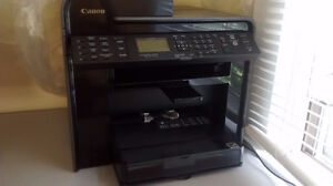 Canon Laser imageCLASS MF4770n All-in-One FAX/Printer