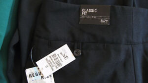 Dress Pants, Suzy Shier size 0