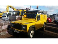 Land Rover 110 4x4 defender