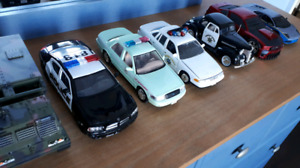 1/24 scale model cars