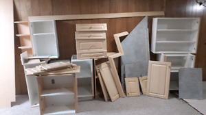 Kitchen cabinets and Cupboards!!