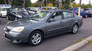 2006 Chevrolet Malibu LT V6 Sedan only $ 2999 / CERTIFIED