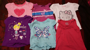 T-shirts 2T/24month