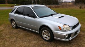 Subaru impreza 2003 TS for Parts