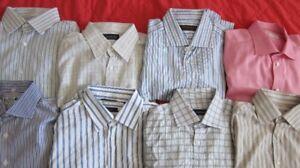 Shirts  Canali, Etro, Zegna,Pal Zilleri, Eton, Hilditch$ Key