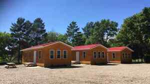 Cabins for rent - Estevan area - available for summer games