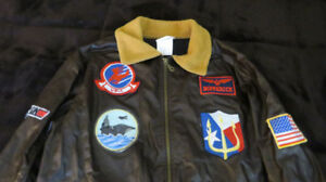 "Brand New Adult Halloween Costumes- ""Top Gun"" Flight Pilots"