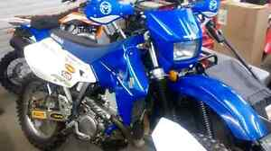Trade for a car drz400s