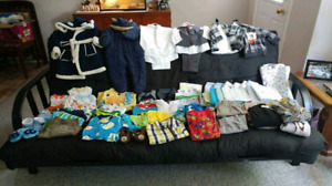 Boy Infant/Toddler Items and Clothing