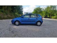 VW Polo 1.2 full service history 2 owner full 12 month mot New Time belt