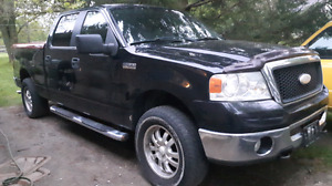 2006 ford f150 XLT TRITON trade for a boat