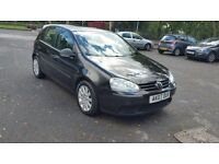 VW Golf 1.9 TDI 2007 Full history 1.previous Owner