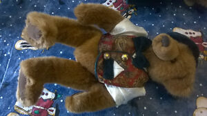 Beatrice and Bearnard Plush Bears Windsor Region Ontario image 2