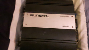 2 channel linear amp