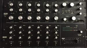 rane mp2016 and xp2016a dj rotary mixer