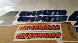 Vehicle decals and stripes Windsor Region Ontario image 5