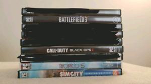 Laptop games