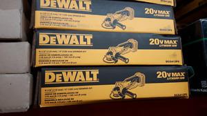 Grinder à batterie  à vendre Dewalt