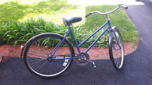 womans cruiser ready to ride!