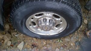 15 inch multi bolt 5x114.3 5x100. Few set of rims gmc,