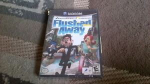 Flushed away game cube sealed