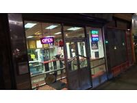 BUSY TAKEAWAY FOOD BUSINESS FOR SALE IN LEEDS