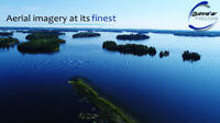 Aerial videography, photography, editing