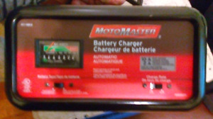 Brand new battery charger