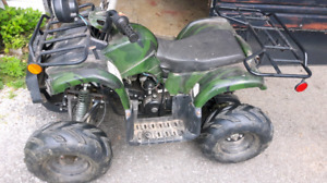 Looking for small atvs and dirtbikes