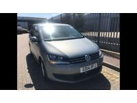 2014 Volkswagen Sharan 2.0 TDI BlueMotion Tech S DSG (s/s) 5dr