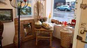 Beautiful wicker furniture and accessories  London Ontario image 1