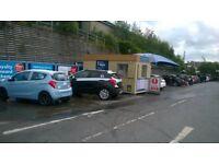 Tesco Hand Car Wash Carmarthen for Sale