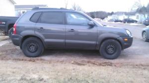 2006 Hyundai Tucson awd