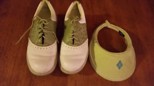 ladies size 6 1/2 golf shoes