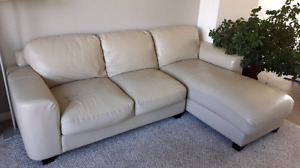 Apartment sized sectional sofa