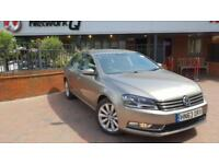 2013 VOLKSWAGEN PASSAT 2.0 TDI Bluemotion Tech Highline 4dr DSG