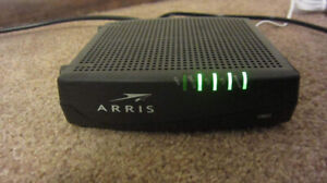 Arris CM820 Cable Modem - good for Netfox, Citywide and more