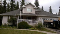 Roofing Services in Hinton, Jasper, Edson, and Grande Cache
