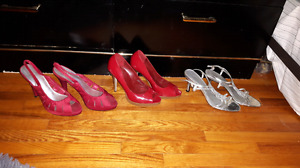 Lot of woman's clothing and shoes