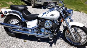 Yamaha vstar 650 classic