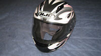Ladies motorcycle helmet size small